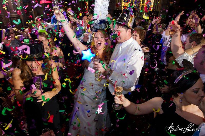 Chicago Wedding DJs New Years Eve