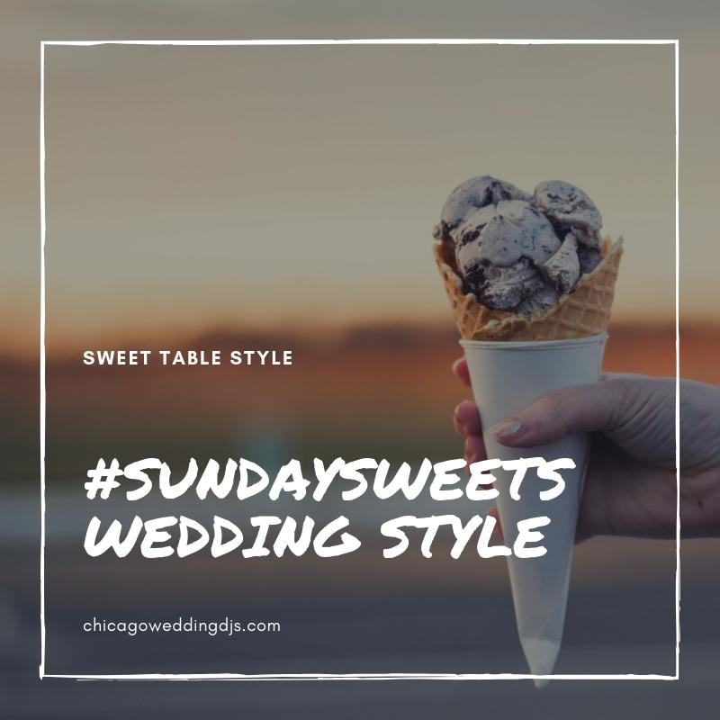 SundaySweets Wedding Style