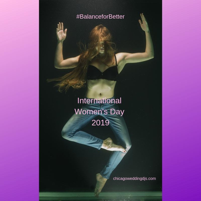 International Women's Day 2019 BalanceforBetter